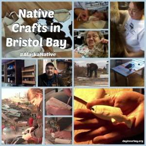 native crafts in bristol bay Collage